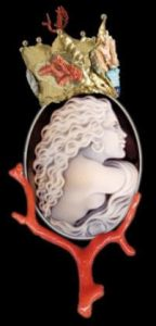 Jewelry-Cameo-Coral